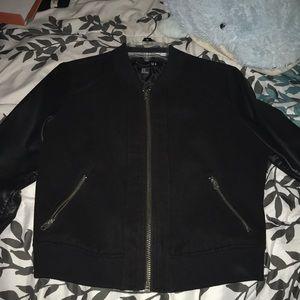 Bomber varsity jacket